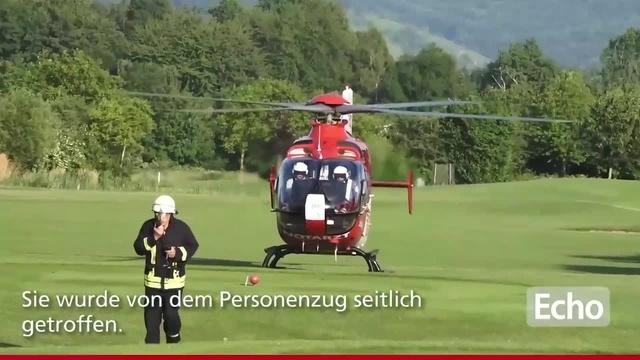 Lorsch: Fahrradfahrerin verunglückt an Bahnübergang
