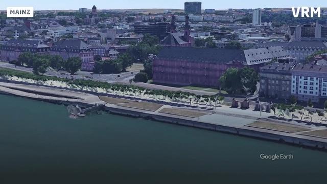 Digitaler Überflug: So schön ist Mainz