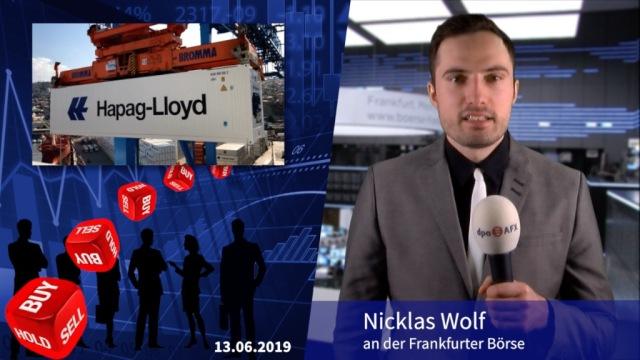 Analyser to go: Hapag-Lloyd fair bewertet - Berenberg streicht Kaufempfehlung