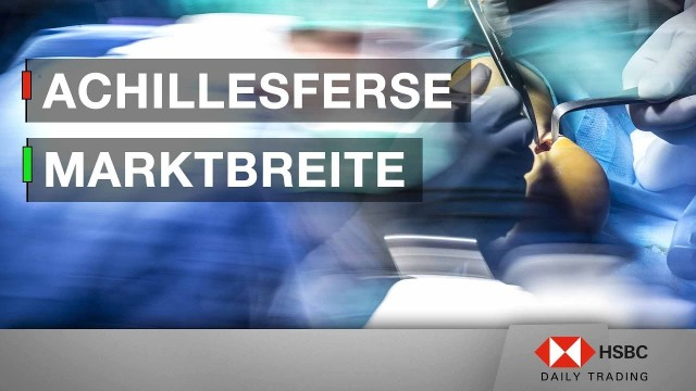 Achillesferse Marktbreite - HSBC Daily Trading TV vom 29.01.2019