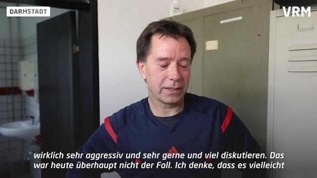 Darmstadt: Schiedsrichter aus Leidenschaft