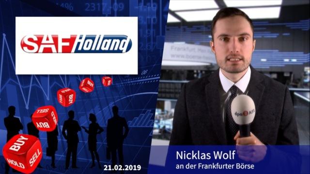 Analyser to go: Commerzbank sieht weiteres Übergangsjahr bei SAF-Holland