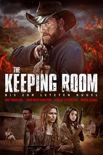 The Keeping Room: Bis zur letzten Kugel