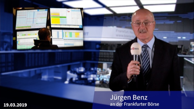 Börsenstimmung mit Blick auf die Fed-Sitzung gut