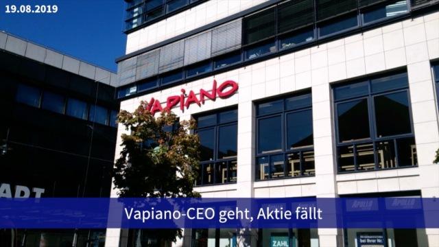Aktie im Fokus: Vapiano-CEO geht, Aktie fällt
