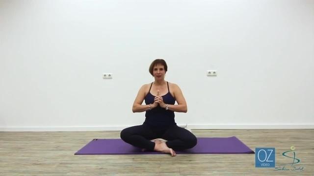 Folge 4 der Yoga-Serie: Stress und Negativität loslassen