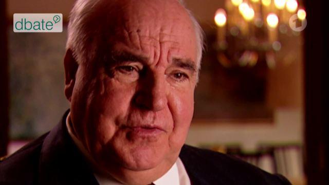 Helmut Kohl - Das Interview (Teil 1)