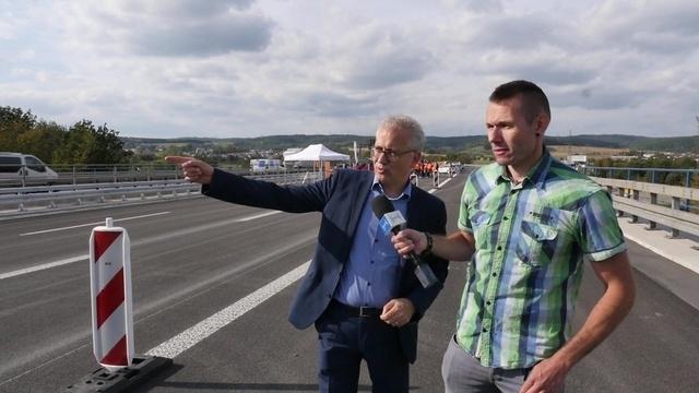Nach sechs Jahren Bauzeit: Talbrücke Dorlar freigegeben