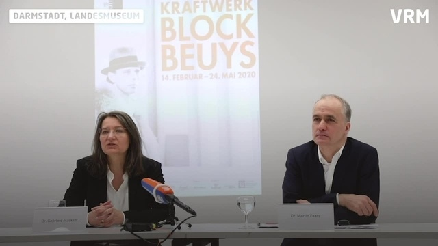 Block Beuys im Hessischen Landesmuseum Darmstadt