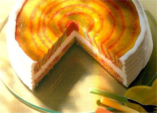 Harlekin-Torte