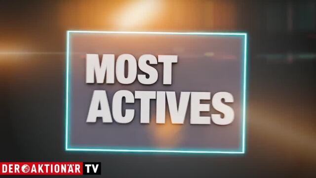 Most Actives: Wirecard, Lufthansa und Daimler
