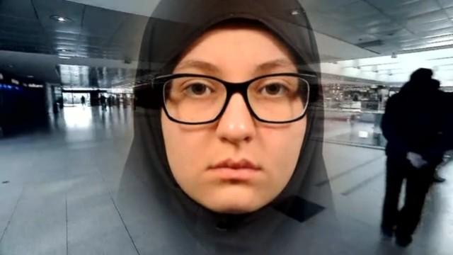 Messerattentäterin Safia S.