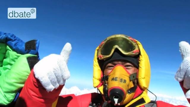 Das Mount Everest-Problem