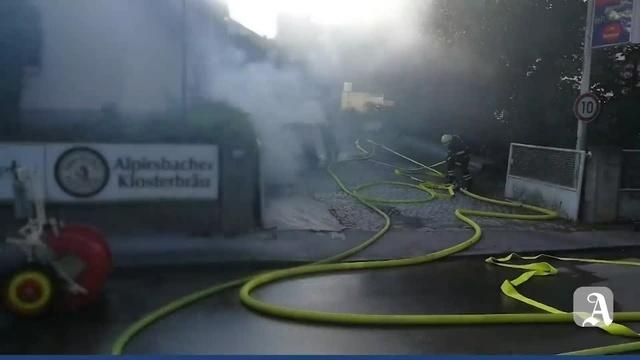 Auto in Bad Kreuznach ausgebrannt