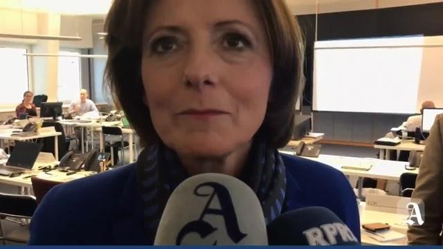 Mainz: Ministerpräsidentin Dreyer vor der Einheitsfeier