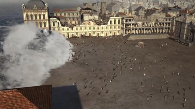 Der Untergang von Lissabon
