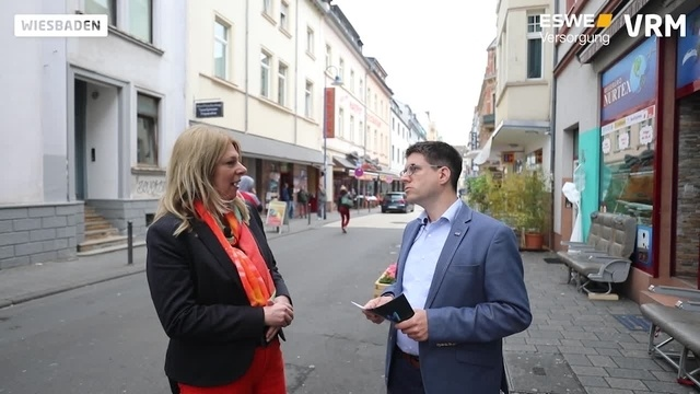 Christiane Hinninger (Grüne) will Wiesbadens OB werden