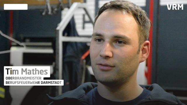 24 Stunden bei der Feuerwehr Darmstadt: Die Ausbildung