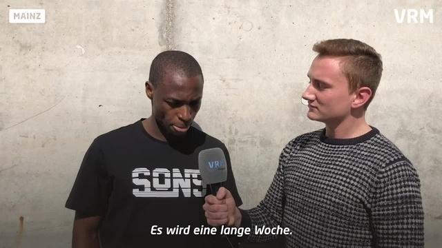 """""""Mehr Arbeiten"""": 05-Stürmer Ujah kämpft gegen Torflaute"""