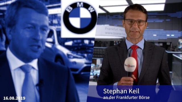 Führungswechsel bei BMW: Oliver Zipse tritt Chefposten an
