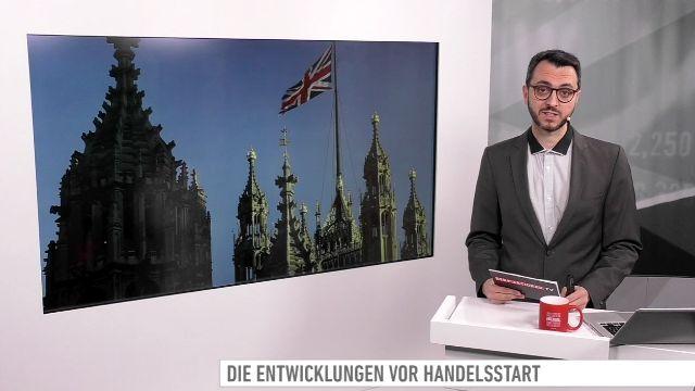 Markt: DAX-Feuerwerk dank UK-Wahl und möglichem USA-China-Deal / Henkel, Delivery Hero, Microsoft