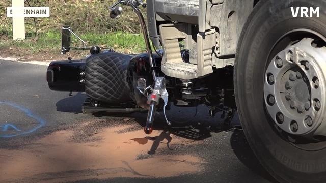 Eppenhain: Motorradfahrer verunglückt tödlich