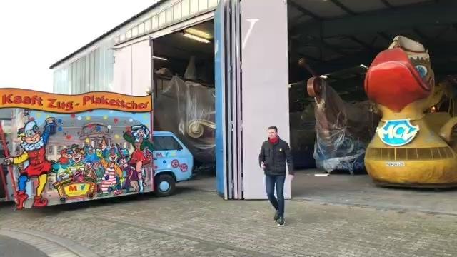 Die Mainzer Zugente hat einen neuen Elektromotor