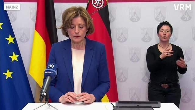 Rheinland-Pfalz erlässt weitgehendes Kontaktverbot
