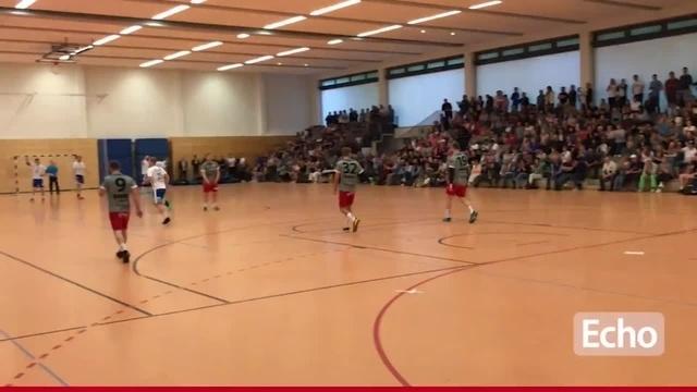TV Büttelborn feiert Aufstieg in die Handball-Oberliga