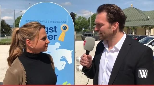 Pfingstturnier: Interview mit Dorothee Schneider