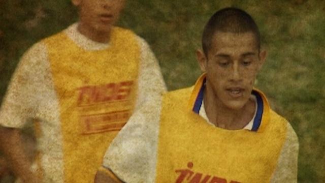 Fußball-Projekt in Medellin