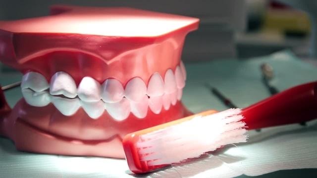 Monsterschlau: Beim Zahnarzt