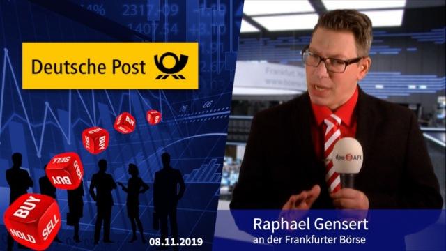 Analyser to go: Commerzbank stuft Deutsche Post hoch