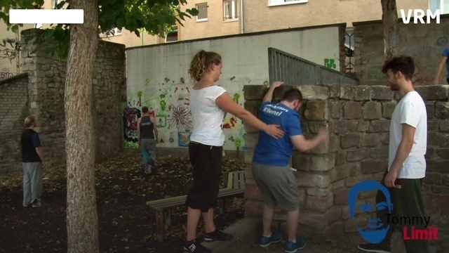 Tommy am Limit – Folge 4: Parkour