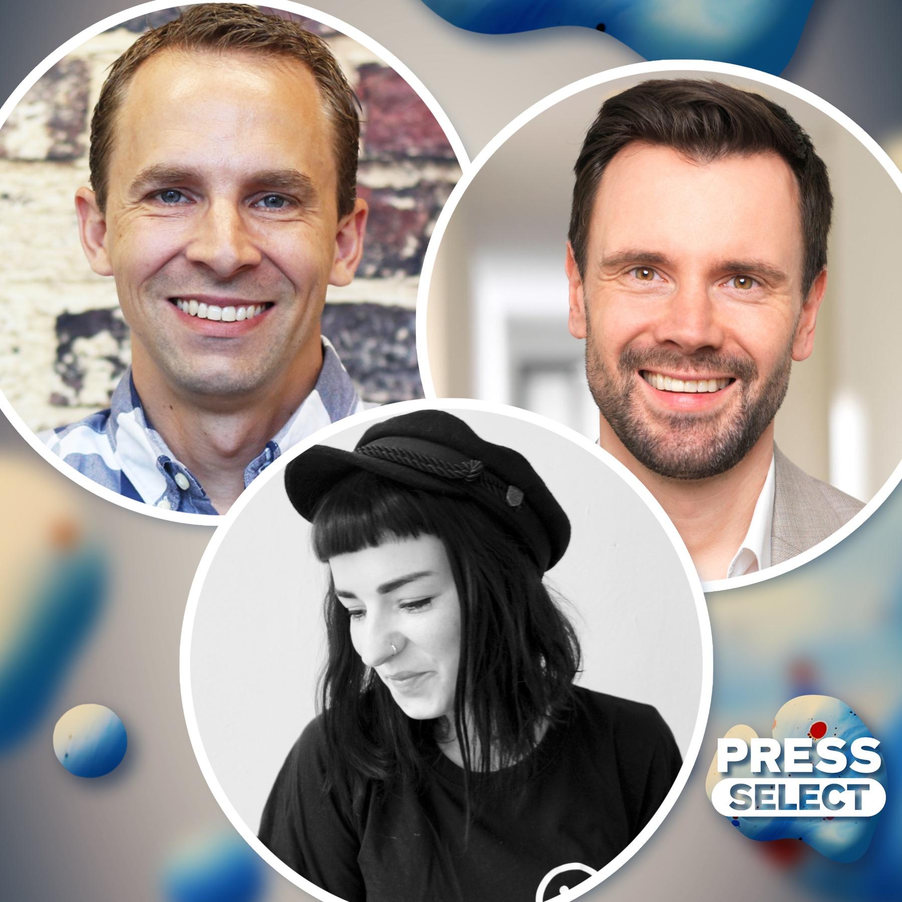 Deutsche Gamesbranche - so schlecht, wie ihr Ruf? | Press Select #2