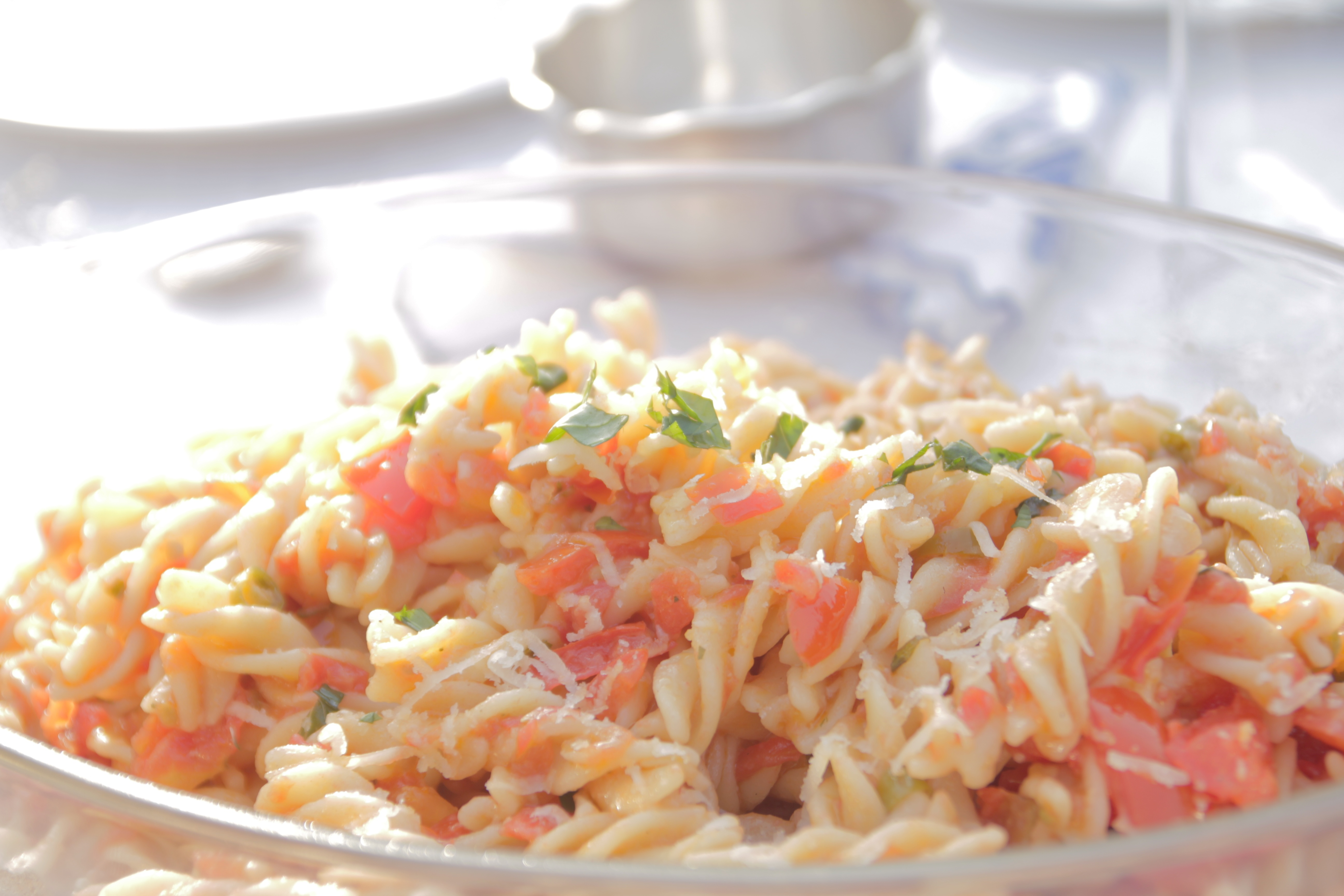 5-Minuten-Tomaten-Soße