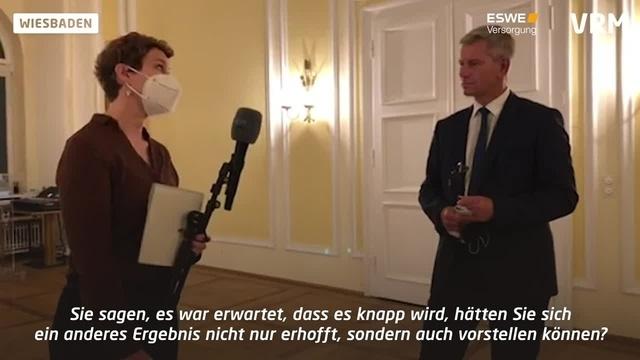 Verkehrsdezernent Andreas Kowol zum Bürgerentscheid