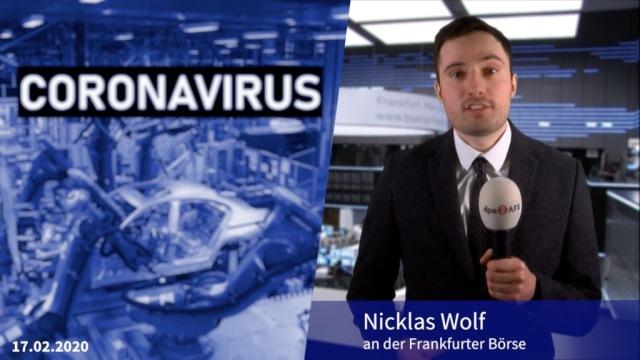 Coronavirus bedroht die Autobranche