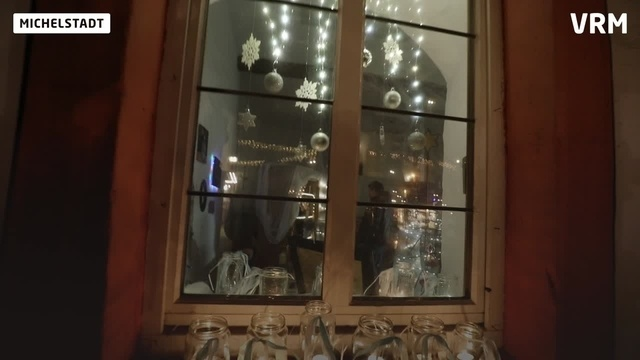 Michelstadt: Besuchermagnet Weihnachtsmarkt