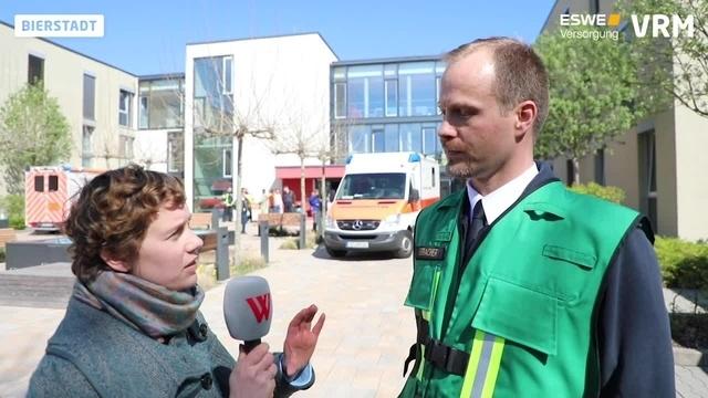 Bombenentschärfung in Bierstadt: Die Evakuierung