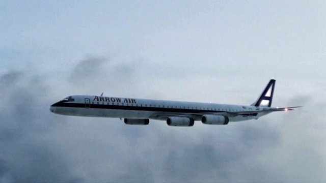 Tödlicher Zwischenstopp (DC-8-Absturz 1985)