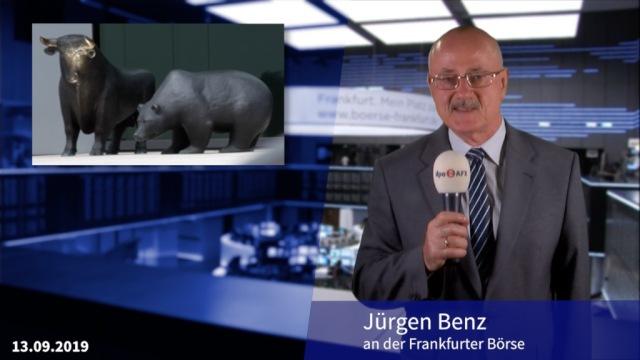 Dow Jones auf Rekordkurs - Dax steigt auch