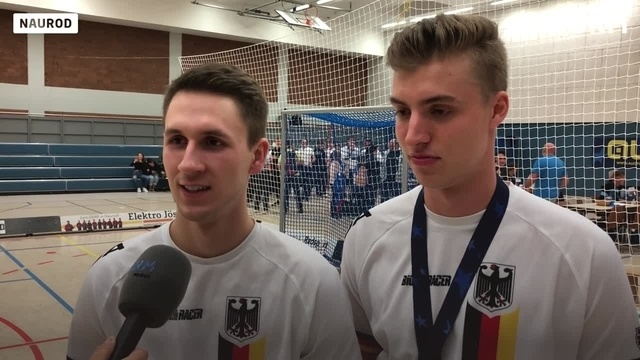 Naurod: U23-Europameisterschaft im Radball