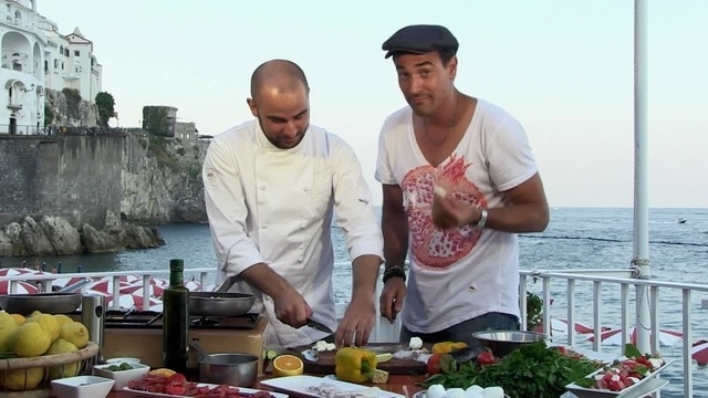 David Roccos Amalfi Getaway