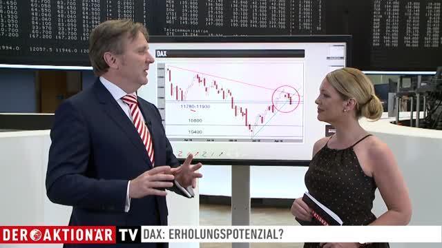DAX: Charttechnische Signale