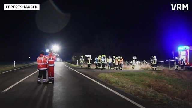Radfahrer stirbt bei Eppertshausen