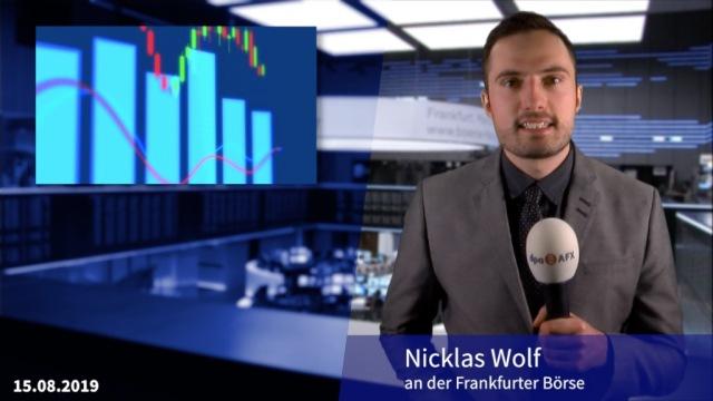 Dax pendelt stark, Dow steht stabil