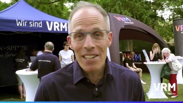 FFH-Wetter-Experte Martin Wetter Gudd auf dem Hessentag