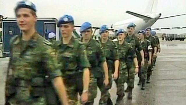 Die Bundeswehr in Mogadischu