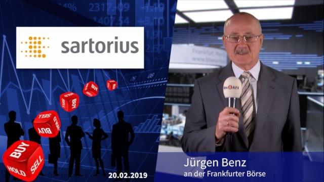 Analyser to go: Kursexplosion bei Sartorius führt zu Abstufung